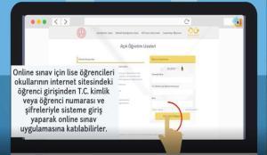 Açık Öğretim Lisesi 1. dönem online sınav takvimi! MEB açıkladı! AÖL sınavları kaç soru?