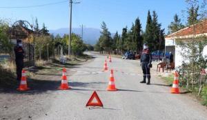 Adıyaman'da 33 ev karantinaya alındı