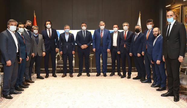ASKON'dan MÜSİAD ve TÜMSİAD'a sivil anayasa turu