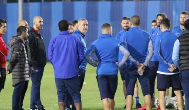 Aybaba, Adana Demirspor'la ilk antrenmanına çıktı
