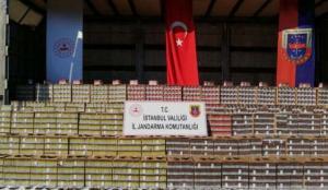 Başakşehir'de kaçak puro operasyonu: 8 milyonluk puro ele geçirildi