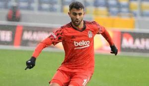Beşiktaş'ta Rachid Ghezzal geri dönüyor!
