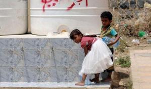 BM: Yemen'de 400 bin çocuk bu yıl açlıktan ölme tehlikesiyle karşı karşıya