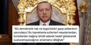 """Boğaziçi Dayanışması'ndan Erdoğan'a Açık Mektup: """"Siz Padişah Değilsiniz, Biz de Tebaanız Değiliz"""""""