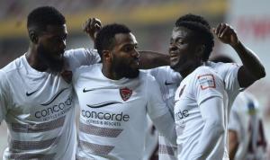 Boupendza Hatayspor'da kaldı!