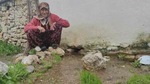 Bu köyün her yerinden su çıkıyor: Gece gündüz sürekli su akıyor