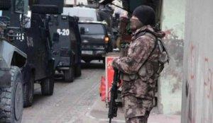 Büyük operasyon : HDP'li vekilin babası dahil 14 gözaltı