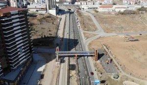 Çalışma 20 saat sürdü: Ankara-Kayseri kara yolu ulaşıma açıldı