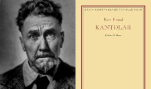 """Canlı yayında Ezra Pound """"Kantolar"""" kitabı"""