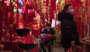 Çin Yeni Yılı'nda COVID-19 tedbirleri