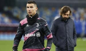 Cristiano Ronaldo'nun Juventusu tur peşinde
