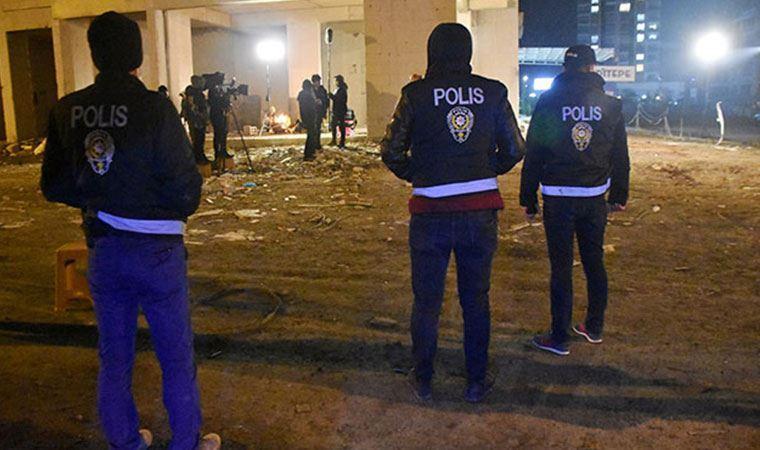 Dizinin çatışma sahnesini silahlı kavga sanıp, polise ihbarda bulundular