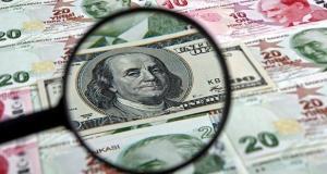 Dolar/TL 7.44 seviyesini gördü