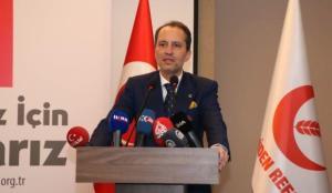 Fatih Erbakan: Destek vermeye hazırız