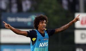 Fenerbahçeli Luiz Gustavo, yaklaşık 2 hafta sahalardan uzak kalacak
