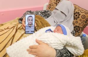 """Filistinli tutuklu, """"sperm kaçırma"""" yöntemiyle hapishanede baba oldu"""