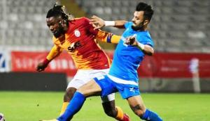 Galatasaray – Erzurumspor! İlk 11'ler belli oldu