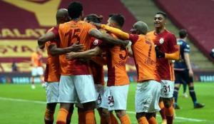 Galatasaray evinde 8 maçtır yenilmiyor