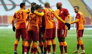 Galatasaray ligde seriyi 6'ya çıkardı