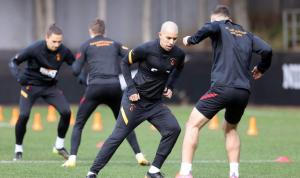 Galatasaray'da MKE Ankaragücü maçının hazırlıkları başladı