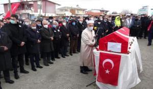 Gara şehidi Uzman Çavuş Ümit Gıcır, Balıkesir'de son yolculuğuna uğurlandı