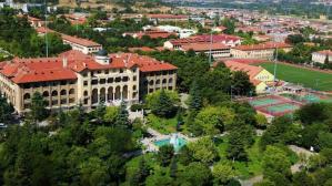 Gazi Üniversitesi'ne Avrupa takviyesi