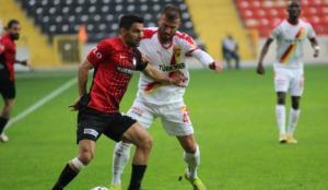Gaziantep FK, 4 maç sonra kazandı!