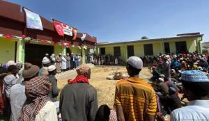 İDDEF'ten Etiyopya'da Eğitim İçin Kalıcı Adımlar