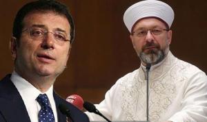 """İmamoğlu'ndan Diyanet'e Boğaziçi Üniversitesi eleştirisi: """"7/24 siyasete devam ediyorlar"""""""