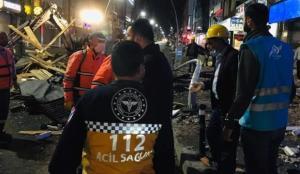 İstanbul dün gece dehşeti yaşadı! Sultangazi Belediyesi hemen harekete geçti