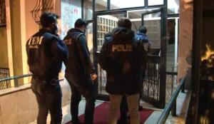 İstanbul'da FETÖ/PDY'ye yönelik eş zamanlı 'Ankesör' operasyonu