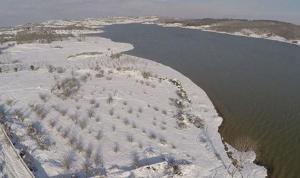 Kar İstanbul'un barajlarına yaradı; su seviyesi yüzde 48,67'ye yükseldi