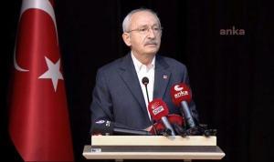 Kılıçdaroğlu: 'En tepede oturanın malı başka devlet tarafından koz olarak kullanılıyorsa…'