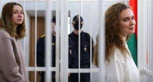 Lukaşenko Protestolarından Canlı Yayın Yapan İki TV Muhabirine Hapis Cezası