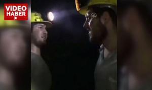 Maden ocağında hayatını kaybeden 2 işçinin birlikte türkü söylediği görüntü ortaya çıktı