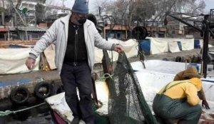 Marmara'da deniz salyası arttı, balıkçılar paydos etti