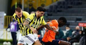 Medipol Başakşehir Ziraat Türkiye Kupası'nda yarı finalde: Fenerbahçe kupaya veda etti