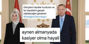 Milletvekili Rumaysa Kadak'ın 'Erdoğan Gençlere Hayal Kurduruyor' İddiasına Alternatif Hayal Üreten Gençler