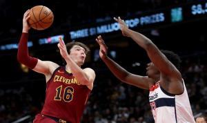 NBA'de Cedi'nin 20 sayısı Cavaliers'a yetmedi