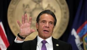New York Valisi Andrew Cuomo'ya taciz suçlaması!