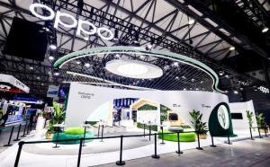 Oppo yeni teknolojilerini Taşınabilir Dünya Kongresi'nde sahneye çıkardı