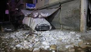 PKK'dan Afrin'e roketli saldırı: 10 yaralı