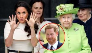 Prens Harry ve eşi Meghan'dan Kraliçe Elizabeth'e büyük şok