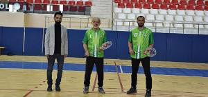 Rektör Çelik, Ödüllü Yönetmen ve Badminton Şampiyonu ile Buluştu.
