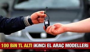 Sahibinden 100 bin TL altı satın alabileceğiniz araç modelleri! Peugeot Dacia Renault Opel Ford