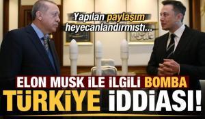 Son dakika: Paylaşım heyecanlandırmıştı! Elon Musk ile ilgili bomba Türkiye iddiası…
