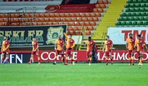 Süper Lig'de puan durumu! Galatasaray farkı açtı!