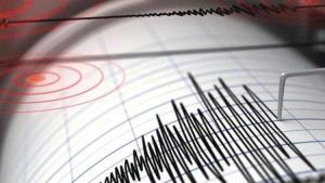 Tacikistan'da 5.9 büyüklüğünde deprem