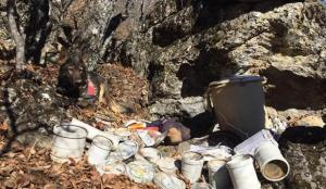 Tunceli'de 'Eren-7 Munzur' operasyonu; 2 sığınak imha edildi