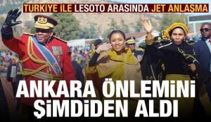 Türkiye ile Lesoto Krallığı arasında FETÖ anlaşması